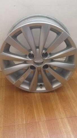 Llantas Volkswagen originales 15