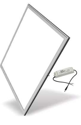Panel LED cuadrado 60X60 cm de 48W, luz blanca, nuevos