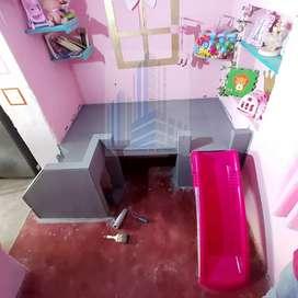 Mezzanine cama Drywall