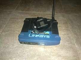 Router linksys WRT54G v5