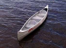 Piragua o Canoa Canadiense