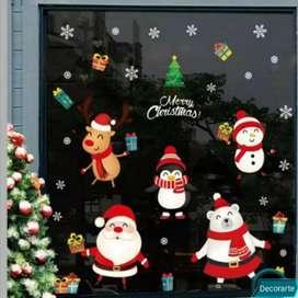 Vinilos navideños