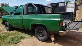 Chevrolet C10 mod 77 NAFTA/GNC caja 4ta ZF