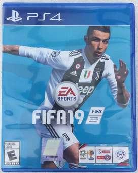 FIFA 19 PS4 FISICO