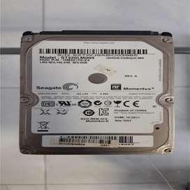 """DISCO DURO SATA SEAGATE 320 GB 2.5"""" PULGADAS PS3 PLAY 3 PLAYSTATION 3 PS4 PLAY 4 PLAYSTATION 4 XBOX 360 XBOX ONE"""