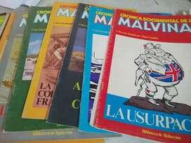 cronica documental de las malvinas (22nros) gambini