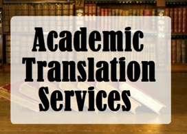 Traducciones Académicas Inglés Español