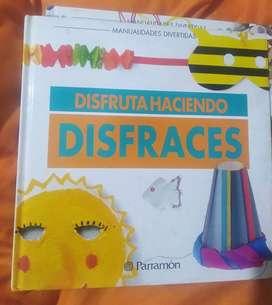COLECCION LIBROS PARA NIÑOS Y NIÑAS DE MANUALIDADES, NAVIDAD, TITERES, ETC PRECIO NEGOCIABLE