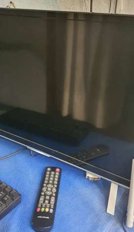 Monitor CHALLENGER TV LED 28 pulgadas con TDT (no es SMART)