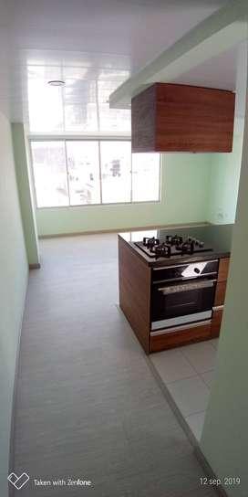 Apartamento Nuevo Barrio Restrepo 50 M2 Espectacular