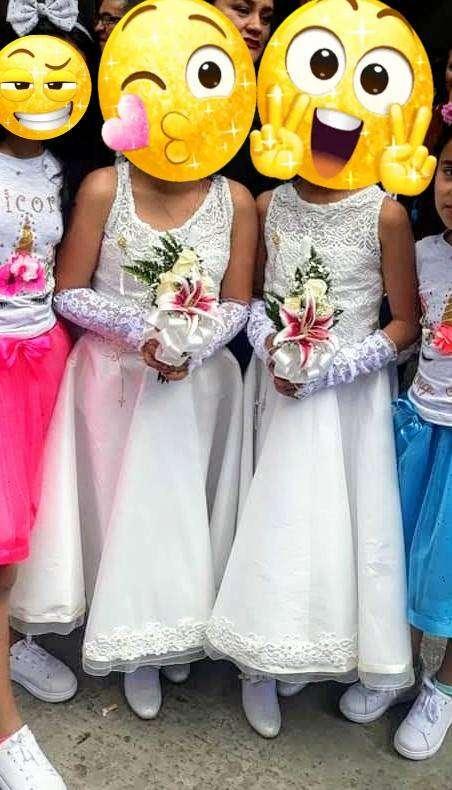 Vestidos primera comunión. 0