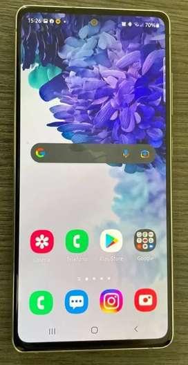 Venta de celular Samsung S20 Fe