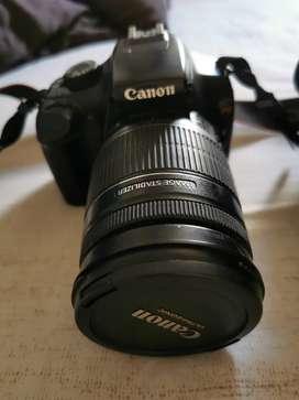 Canon TI3 Rebels lente 18-200