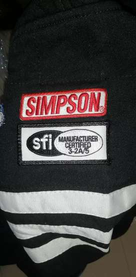 Overol Simpson competencia