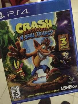 Crash trilogy remastered