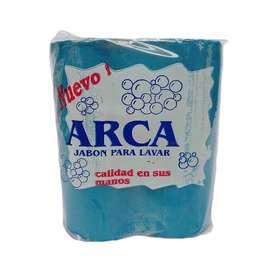 Arca Jabón En Barra Para Lavar, 800 Gr. Pack x 10