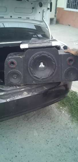 Audio para carro