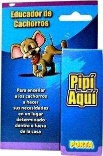 Pipi Aqui Entrena A Tu Cachorro Perro Mascota Hacer Pis Gruponatic Surquillo
