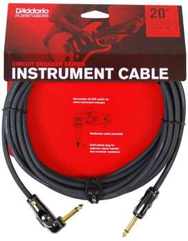 CABLE CON CIRCUITO CUSTOM PW-AG-20 PLANET WAVES