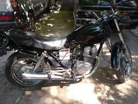 Honda Nighthawk 250 japon