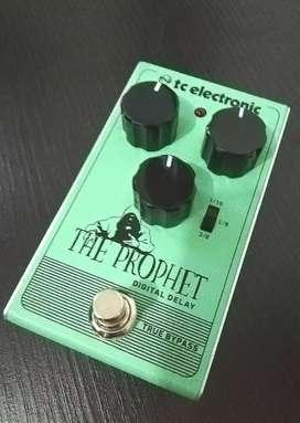 Pedal Delay The Prophet by Tc Electronics como nuevo!!!