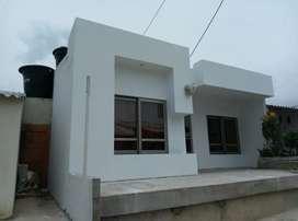 Se vende casa en Turbaco: Altos de plan parejo