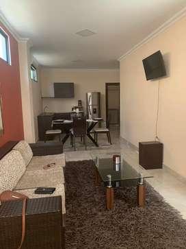 Alquiler/Renta Departamento amoblado, kennedy Norte, Guayaquil