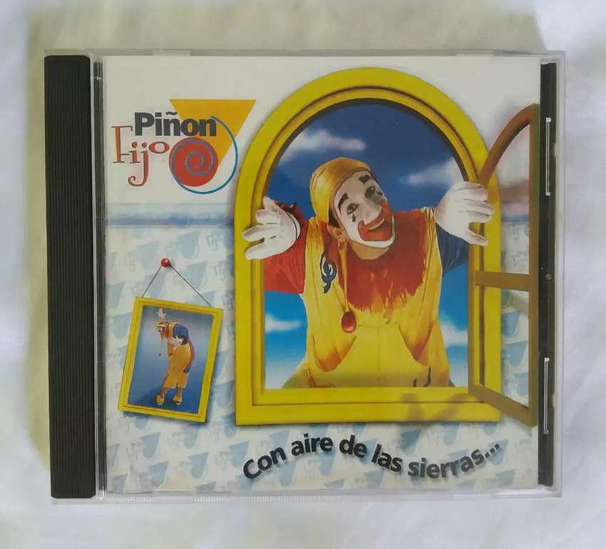 Piñon fijo con aire de las sierras cd original