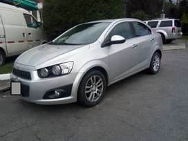 Chevrolet Sonic 1.6 Lt 4P AT.  21.000 km originales