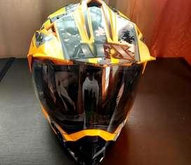 Vendo  o Cambio casco AFX  FX-39DS