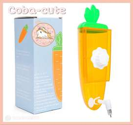 Bebedero / dispensador de agua (ANTI GOTEO) 500 ml