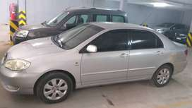 Toyota Corolla XEI MT Pack cuero. Impecable!