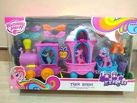 My Little Pony Set de Figuras del Tren Expresso