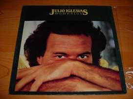 Lp Disco Vinilo Julio Iglesias Momentos