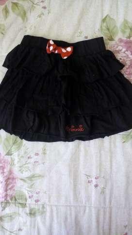 Falda de Minnie Talla6