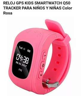 Reloj GPS smartwatch niña
