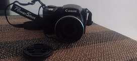 Vendo cámara canon power shot
