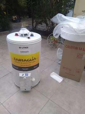 Reparación y mantenimiento de termotanques