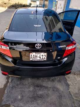 TOYOTA YARIS 2014 IMPECABLE