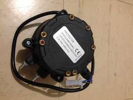 """Ventilador tipo EC (controlado electrónicamente). Motor Inteligente Powerful Performance """"ECi"""""""