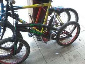 Biker en venta lista para andar