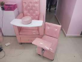 Muebles para Spa de uñas - manicura - pedicura - Medellin
