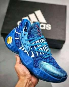 Remato zapatilla de basquet