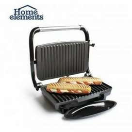 Parrilla GRILL PANINI Home Elements.