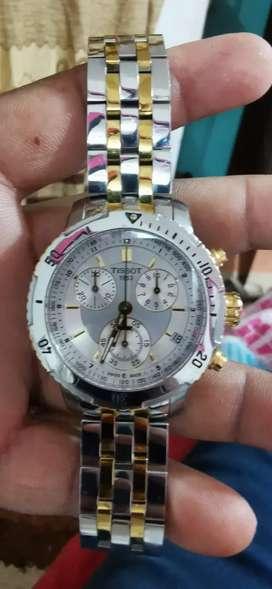 Vendo reloj tissot