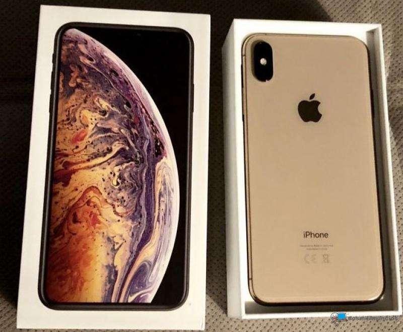 iPhone Xs 64gb (lla Libre de Fabrica)