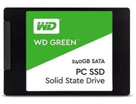 Discos de estado sólido de 240 GB