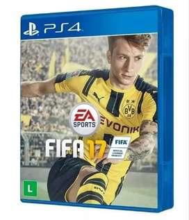 FIFA 17 - PS4 - ORIGINAL