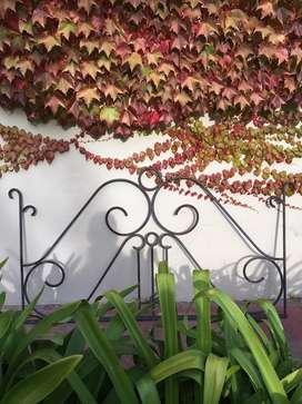Rejas hierro estilo colonial