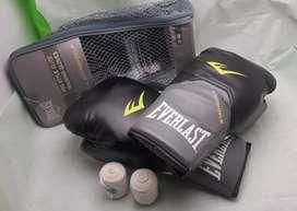 Vendo guantes de boxeo Everlast Pro Style EverShield Technology